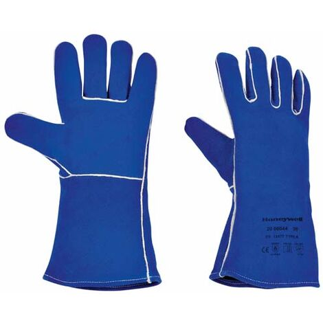 Guantes BLUE WELDING