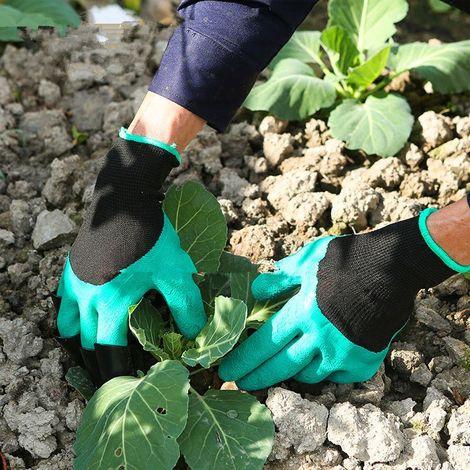 Ver guantes de jardín