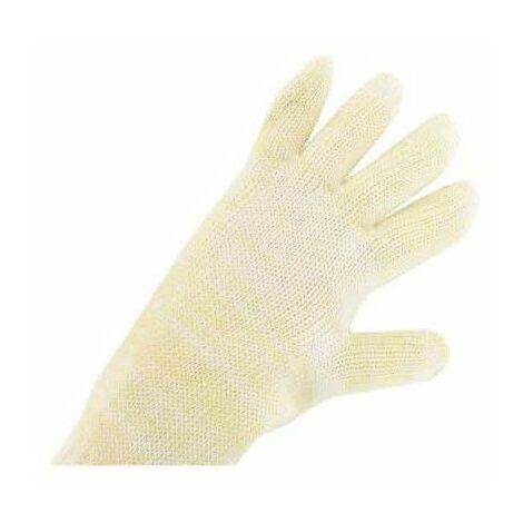 guantes de Nomex anti-calor y resistente al tamaño de corte XL / 10 EP 4687 - Beige