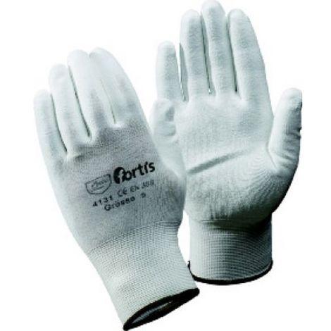Guantes de punto -Fitter- (PU/poliéster) T7 (Por 10)