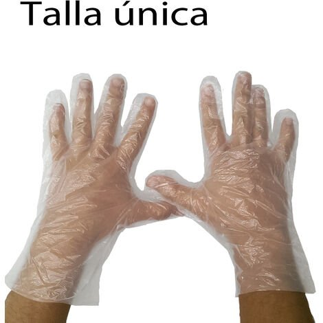 """main image of """"Guantes polietileno 100uds"""""""