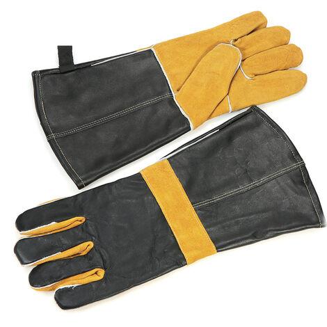 Guantes resistentes al calor para horno grill, guantes protectores