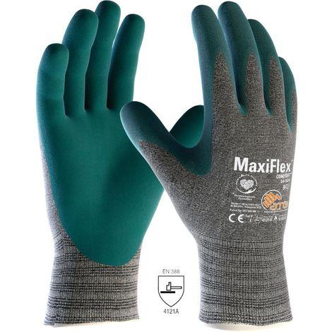 Guantes seguridad ATG MaxiFlex Comfort 34-924 Talla 7