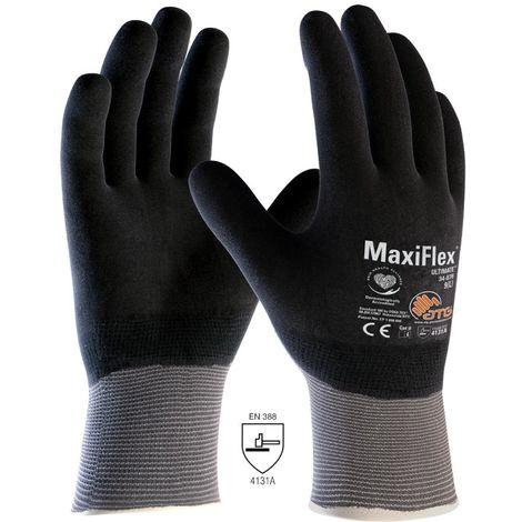Guantes seguridad ATG MaxiFlexUltimate 34-876 Talla 9