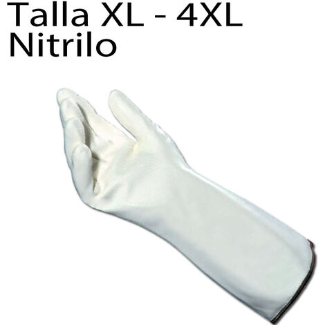 Guantes Tempcook Spontex 476 para Altas Temperaturas Talla M-L