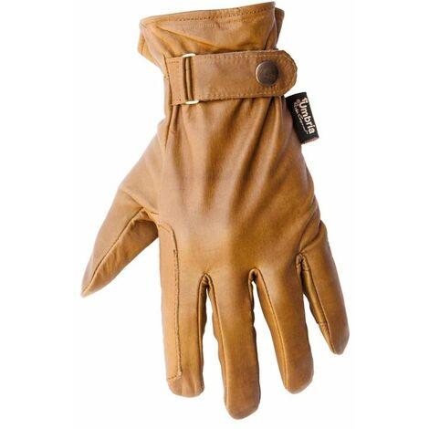 Guanti NITRILE CON FODERA IN JERSEY grande sicurezza e protezione Workwear a Mano Silverline