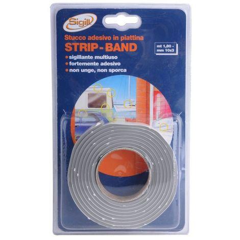 GUARNIZIONE STREAP BAND mm 10x3 m 1,8 SIGILL