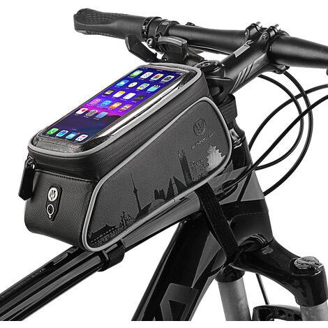 GUB Support de Vélo Mobile Téléphone Moto Support de Vélo Smartphone Universel Cyclomoteur