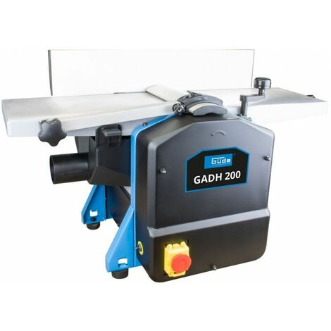 Güde Abricht- & Dickenhobel Hobelmaschine Hobel 1250 Watt Abrichthobel 55440
