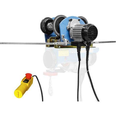 Güde Atelier / Construction Chariot roulant pour palan électrique GLK 1000 - 1717