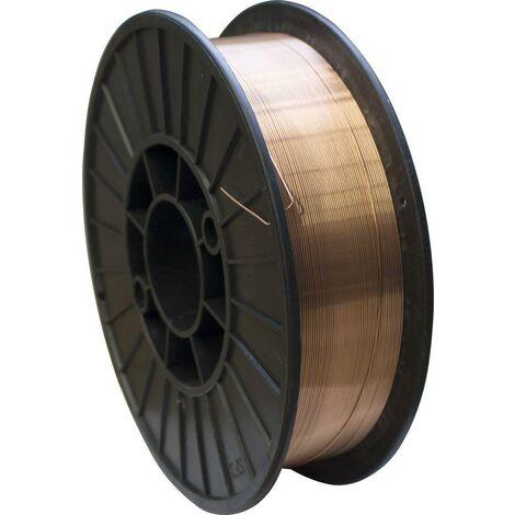"""main image of """"Güde Bobine de fil pour poste à souder sous gaz de protection SG-2 0.8 mm, 5.0 kg - 02718"""""""