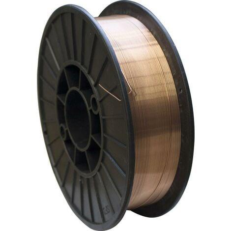 Güde Bobine de fil pour soudure à gaz SG-2 0.6 mm, 5.0 kg - 2702