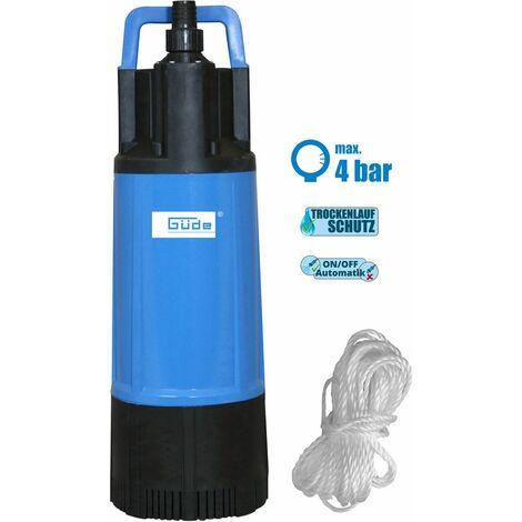 Güde Bomba de presión sumergible GDT 1200 | 1200 vatios