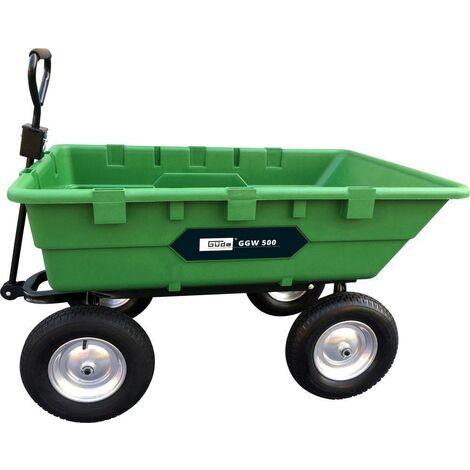 Güde Chariot de jardin GGW 500 - 94315
