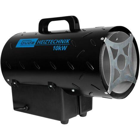 Güde Chauffage à gaz GGH 10 L - 85112