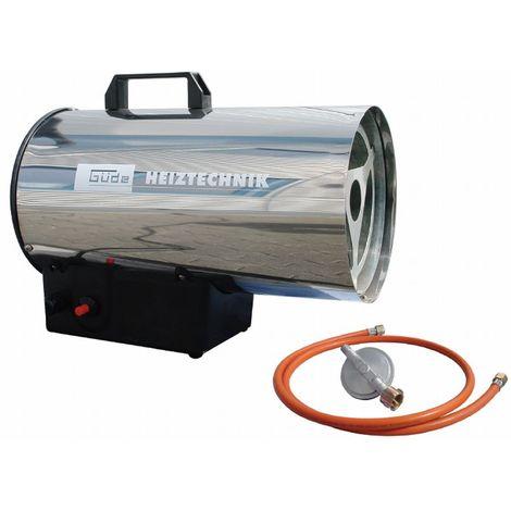 Güde Chauffage à gaz GGH 17 INOX - 85006