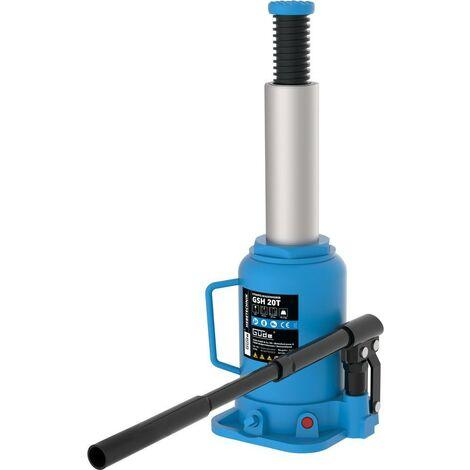 Güde Cric bouteille hydraulique GSH 10T - 18042