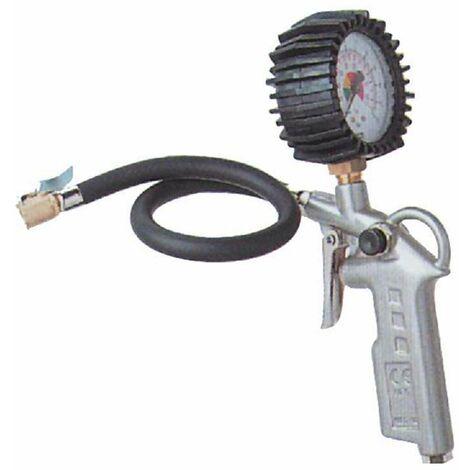 Güde Druckluft Reifenfüller mit Manometer