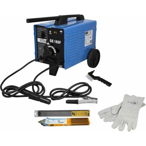 Güde Elektroden-Schweißgerät GE 185 FGE 185 W, 230/400V bis 170 Amp