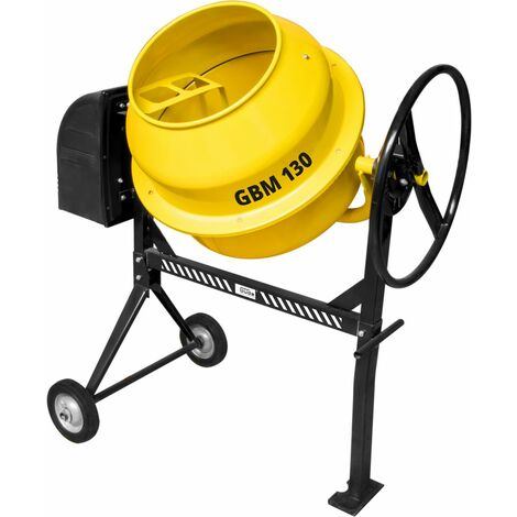 GÜDE GBM 130 - Hormigonera 130 litros
