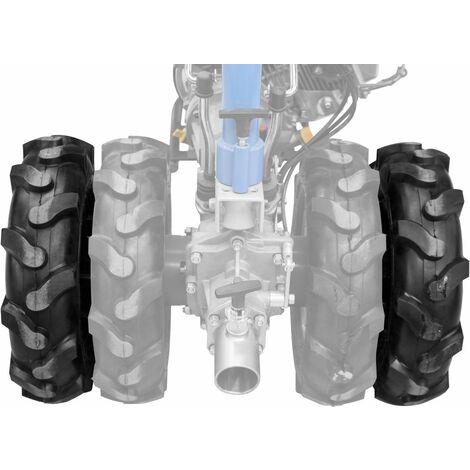 GÜDE GDB 62 - Set de neumáticos para doble estabilidad