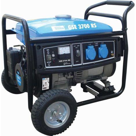 Güde Générateur GSE 3700 RS (Benzin)
