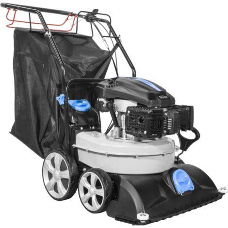 GÜDE GFLS 1700 4IN1 - Soplador de hojas de gasolina 4 en 1 autopropulsado