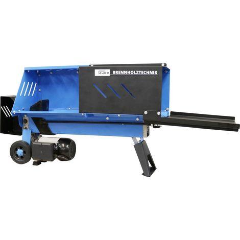 GÜDE GHS 370/4TE - Astilladora de troncos horizontal 1.5 kW