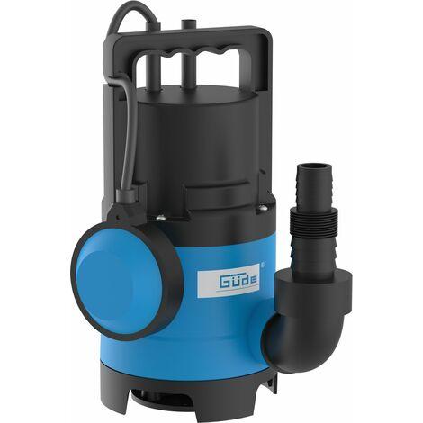 GÜDE GS 4003 - Bomba sumergible para aguas sucias 400 W