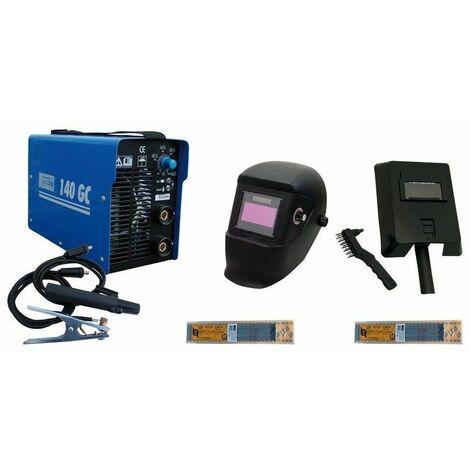 Güde Inverter Schweißgerät 140 GC Set Elektrodenschweißgerät WIG-Schweißgerät