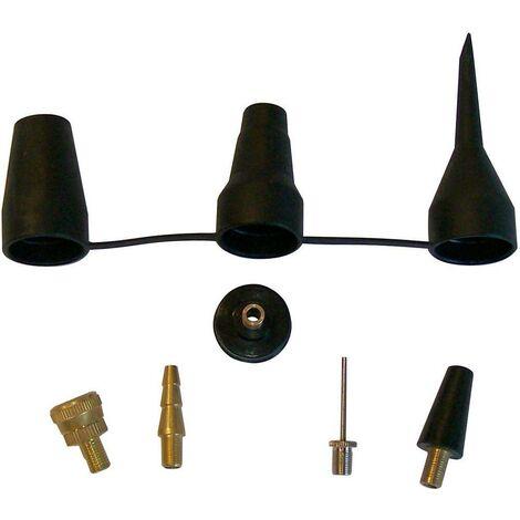 Güde Kit d'adapteurs pneumatiques 8-pcs