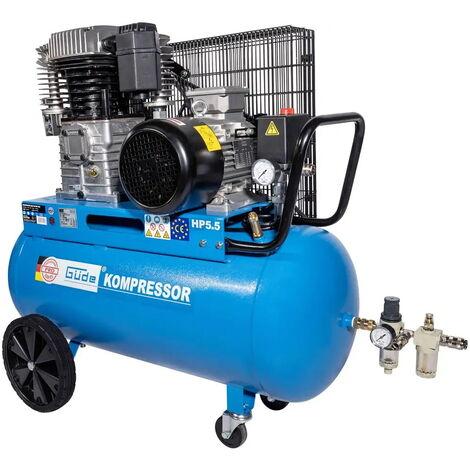 Güde Kompressor Kolbenkompressor 100l 10 bar Druckluftkompressor Pro 400V