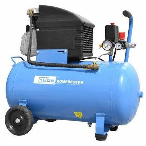 Güde Kompressor Kolbenkompressor 50l 10 bar Druckluftkompressor 301/10/50