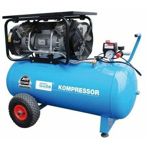 Güde Kompressor Kolbenkompressor 90l 10 bar Druckluftkompressor Airpower 230V