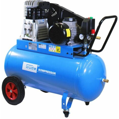 Güde Kompressor Kolbenkompressor Druckluftkompressor 580/10/100 EU 400V
