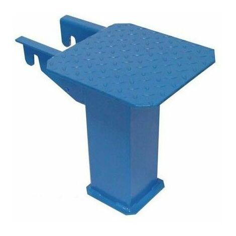 Güde Kurzholztisch für Holzspalter mit den Artikelnummern 02045 / 02050 / 02055