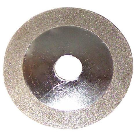Güde Meule HM 100 x 20 x 1 mm pour affûteuse de lames de scie circulaire
