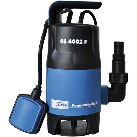 """Güde Pompe à eau """"GS 4002 P"""""""