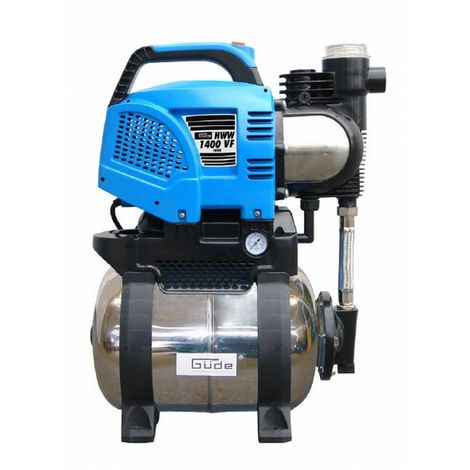 Güde Pompe automatisée Surpresseur HWW 1400 VF INOX - 94232