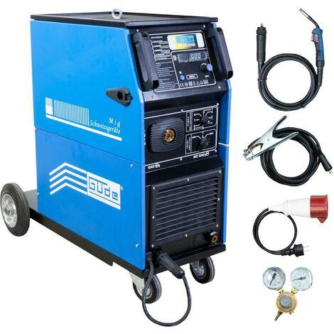 Güde Poste de soudure semi automatique à gaz MIG 190 KOMBI - 20039
