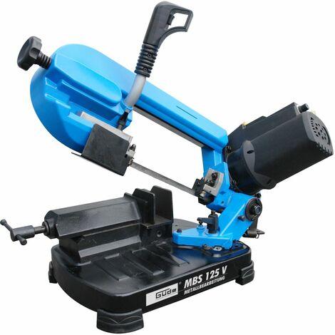 "main image of ""Güde Sega a nastro in metallo MBS 125 V / 400 watt"""