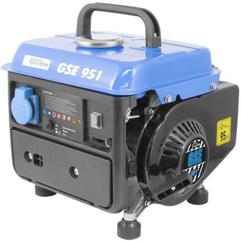 Güde Stromerzeuger GSE 951 Generator Stromgenerator Notstromerzeuger 1 kW 230V