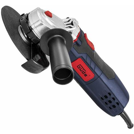 Güde Winkelschleifer WS 125 - 900 Watt 12000 1/min