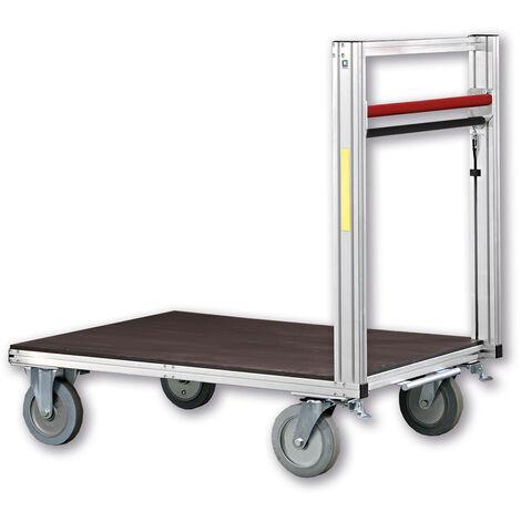 Günzburger Universal-Rollcontainer mit 1 Plattform