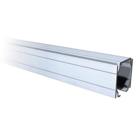 Guia Corredera Aluminio 2 M - SAHECO - 60/20