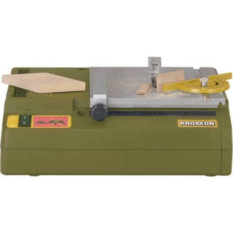 Guía de ángulos para sierra de mesa KS230 y sierra de marquetería DS 230 Proxxon