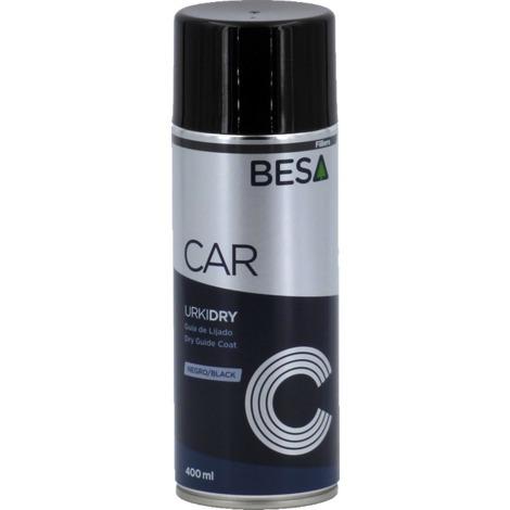 Guía lijado spray URKI-DRY Negro 400ML BESA | Negro