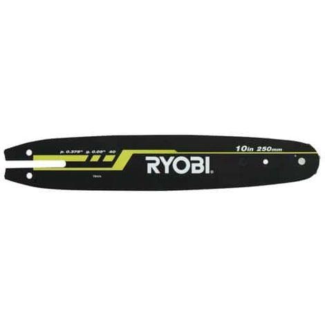 Guía RYOBI 25cm para podadoras sobre postes eléctricos RAC239