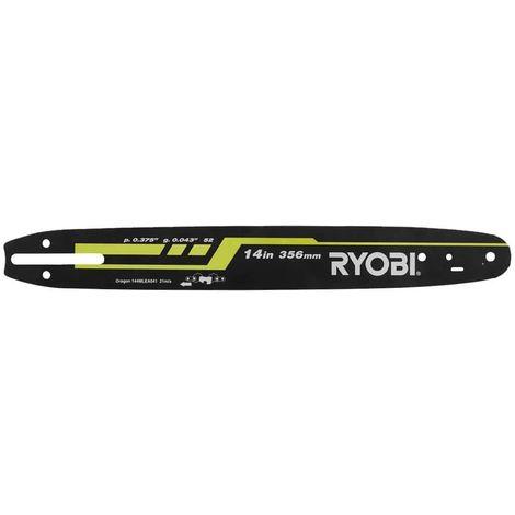 Guía RYOBI 35cm para motosierra a batería RAC241