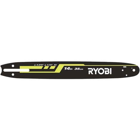 Guía RYOBI 35cm para motosierras térmicas RAC245